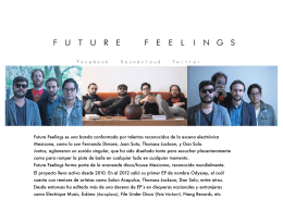 FF FULL BAND EPK - Future Feelings