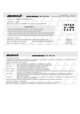 Talón descuento Iberia (PDF 184 kb)