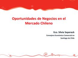 Oportunidades de Negocios en el Mercado Chileno