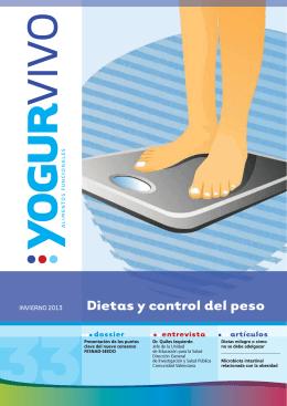 Dietas y control del peso