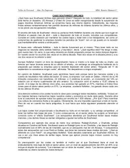 Taller de Personal – Adm. De Empresas MBA. Ramiro Mamani C