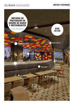 M&P_EA_Postgrado en Diseño de Bares y Restaurantes