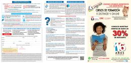 cursos de formacion a distancia y on-line