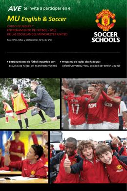 MUEnglish & Soccer