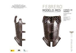 Corsés de hierro - Museo del Traje