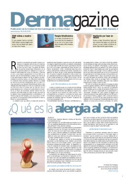 Dermagazine nº 3