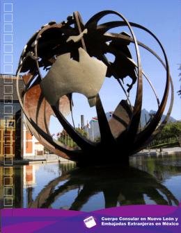 Cuerpo Consular en Nuevo León y Embajadas Extranjeras en México