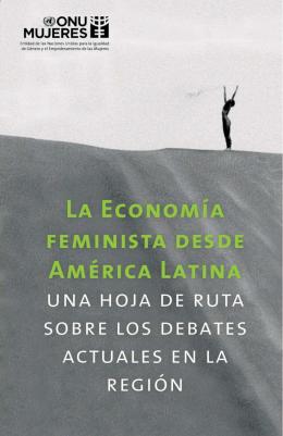 La economía feminista desde América Latina: Una