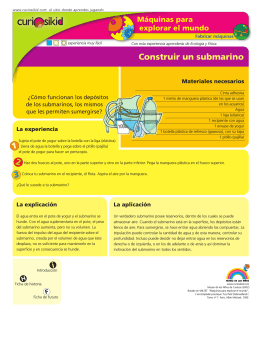 Construir un submarino 1 2 3