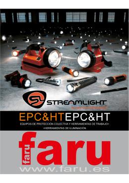 Catálogo FARU-STREAMLIGHT 2010