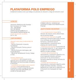 PLATAFORMA POLO EMPREGO