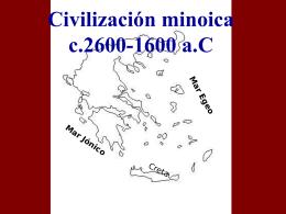 Civilización minoica c.2600