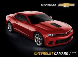 CHEVROLET CAMARO® - Chevrolet México