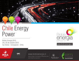Chile Energy Power