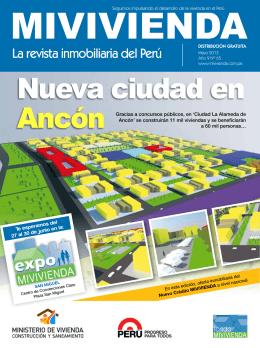 Nueva ciudad en Ancón