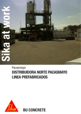 bu concrete distribuidora norte pacasmayo linea