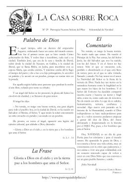 25 - Parroquia de Nuestra Señora del Pilar