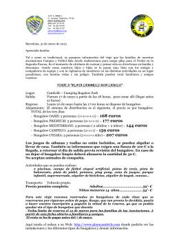 Carta Estada - Associació Esportiva Futbol Sala ARRELS