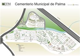 Plano Cementerio de Sont Valentí