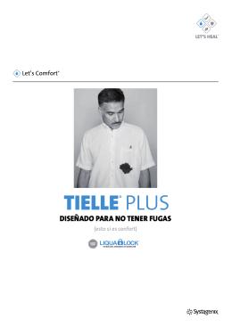 Ficha técnica Tielle plus