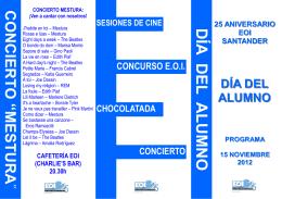 Programa ALUMNOS 15 nov 2012