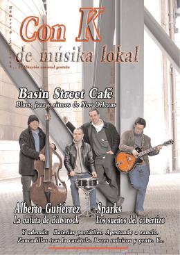 Basin Street Cafe