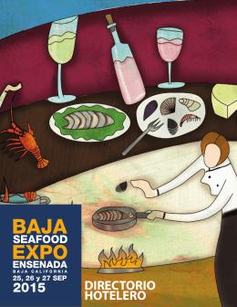 guía hotelera - Baja Seafood Expo