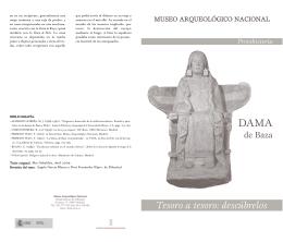 Abril (1) Dama de Baza - Museo Arqueológico Nacional