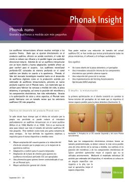 Phonak nano