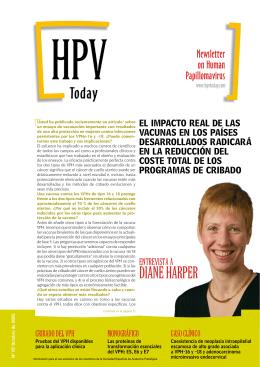 Nº 7. Pruebas del VPH disponibles para la aplicación clínica