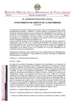 bopva-a-2014-02227 - Ayuntamiento de Arroyo de la Encomienda
