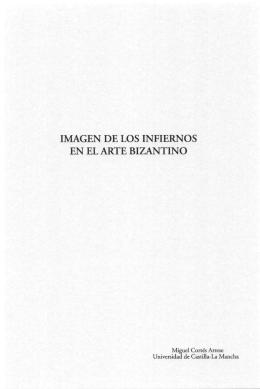 IMAGEN DE LOS INFIERNOS EN EL ARTE BIZANTINO