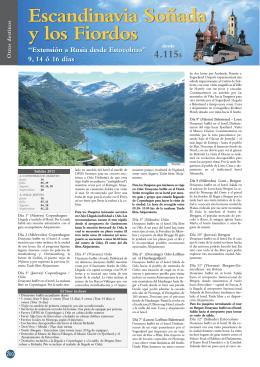 Escandinavia Soñada - Bienvenidos a Reber Travel