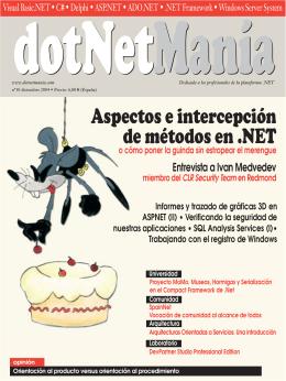 Aspectos e intercepción de métodos en .NET