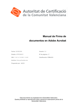 Manual de Firma de documentos en Adobe Acrobat 7.0.8