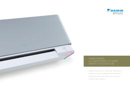 daikin emura, la unión perfecta entre diseño y tecnología