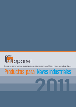 Productos para Naves industriales