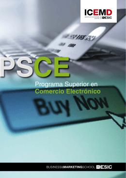 Programa Superior en Comercio Electrónico