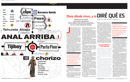 Dime dónde - La Prensa Gráfica