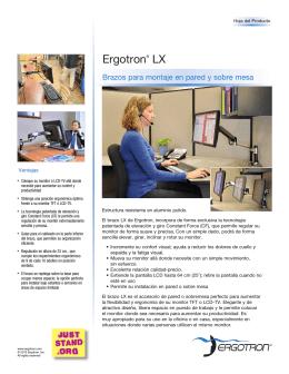 Ergotron® LX