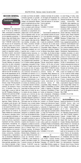 Boletin Oficial N 27630 del 04/04/2006