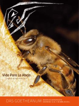 Vida para la abeja - Sektion für Landwirtschaft