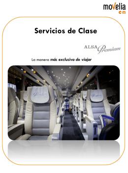 Servicios de Clase