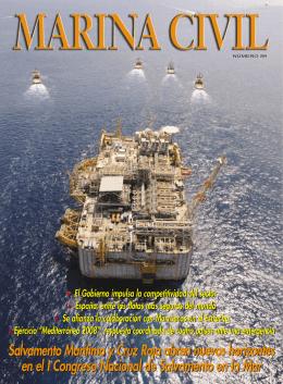 Salvamento Marítimo y Cruz Roja abren nuevos horizontes en el I