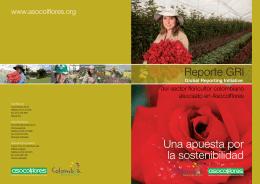 Reporte GRI Una apuesta por la sostenibilidad
