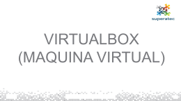 Virtualbox Máquina Virtual