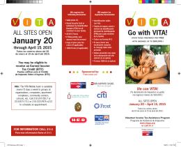 VITA Sites