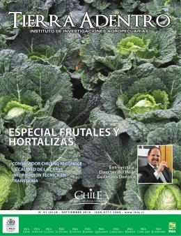 ESPECIAL FRUTALES Y HORTALIZAS
