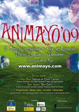 dossier animayo 2009