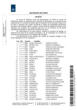 Ajuntament de Carlet